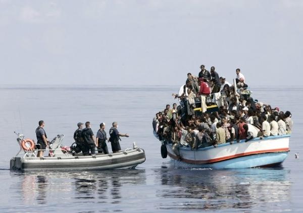Κέντρο λαθρομετανάστευσης το ΙΧΘΥΚΑ...