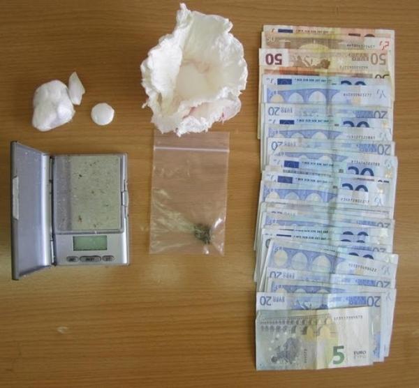 Διακινητής ναρκωτικών συνελήφθη στην Πάτρα