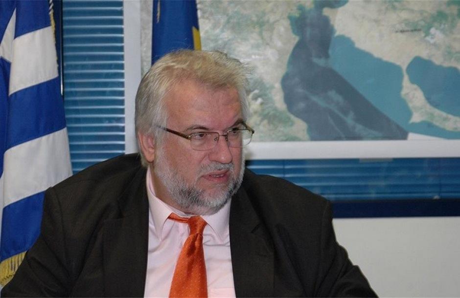 Ο Ναυπάκτιος Δ. Παπαγιαννίδης στη θέση του Γ. Στρατάκου γ.γ. υπουργείου Γεωργίας