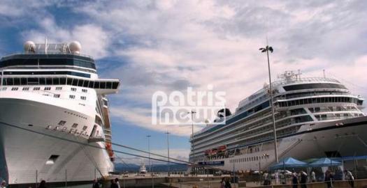 Λιμάνι Κατακόλου: Σταθερά στο ΤΟΡ-5 της ελληνικής κρουαζιέρας