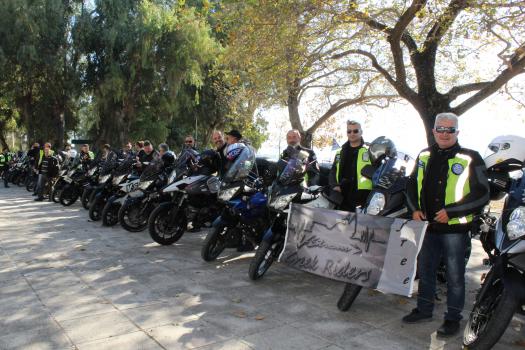 Η Ναύπακτος μάγεψε τους λάτρεις της μοτοσυκλέτας