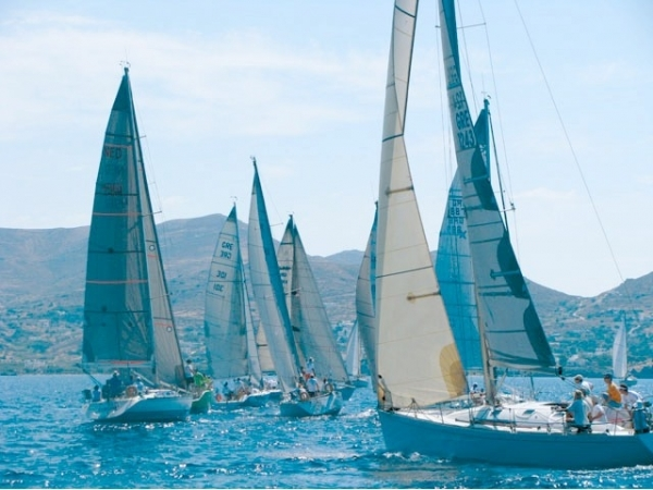 Από το Μεσολόγγι θα ξεκινήσει ο αγώνας ανοικτής θαλάσσης «Ionian Regatta 2015»