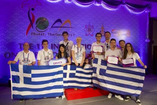 Εύφημος μνεία για τη Ναυπάκτια Αγγελίνα Μπανιά στην Ολυμπιάδα Αστρονομίας