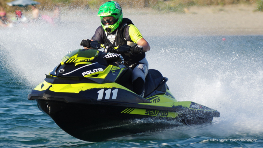 Η Ναύπακτος είναι έτοιμη να υποδεχθεί τον 2ο αγώνα του Πρωταθλήματος τζετ σκι