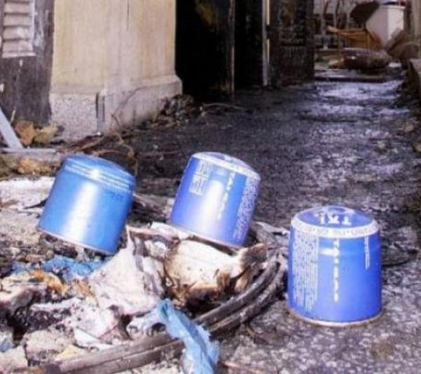 Εκρήξεις από γκαζάκια τη νύχτα στο Μεσολόγγι