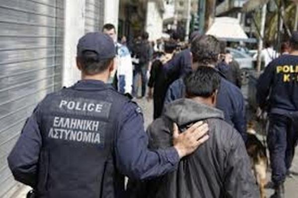 Άλλοι 35 μετανάστες στα χέρια αστυνομικών της Α.Δ. Αιτωλίας
